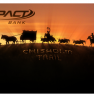 Chisholm Trail card design